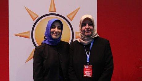 Özlem Zengin AK Parti Milletvekili aday adayı