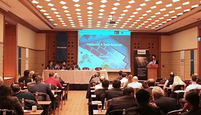 Panasonic Güneş Enerji Sistemleri - Seminer