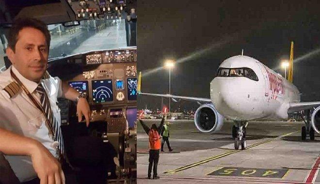 Pegasus Havayolları pilotu serbest bırakıldı!