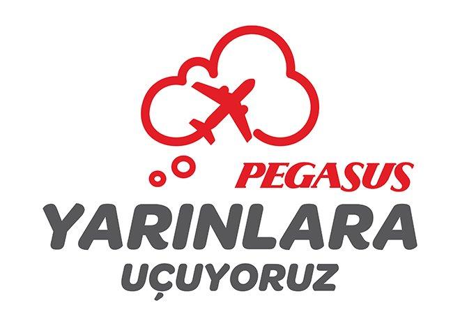 """Pegasus Rakamlarla """"Yarınlara Uçuyoruz"""""""