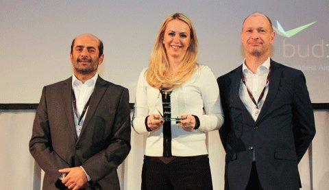 Pegasus'a  Düşük Maliyetli Havayolu' Ödülü