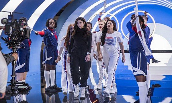 Pepsi UEFA Şampiyonlar Ligi Finali Açılış Töreni'devam edecek