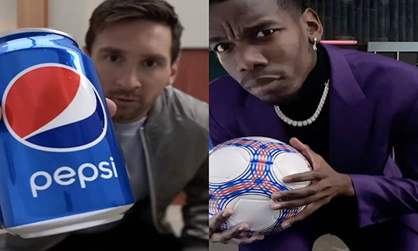 Pepsi®'nin 2021 global futbol kampanyası