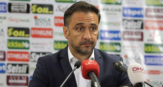 Pereira: 'Belki 6 gol atabilirdik'