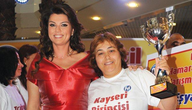 Pril, Türkiye'nin en hamarat hanımını seçti…