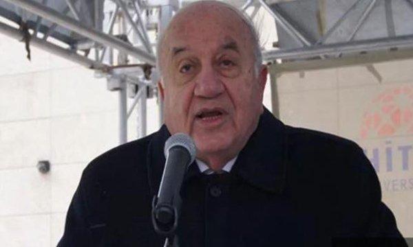 Prof. Dr. Ahmet Samsunlu hayatını kaybetti