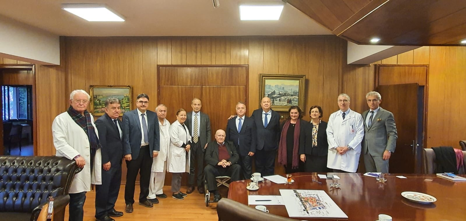 Prof. Dr. Murat Dilmener koronadan vefat etti