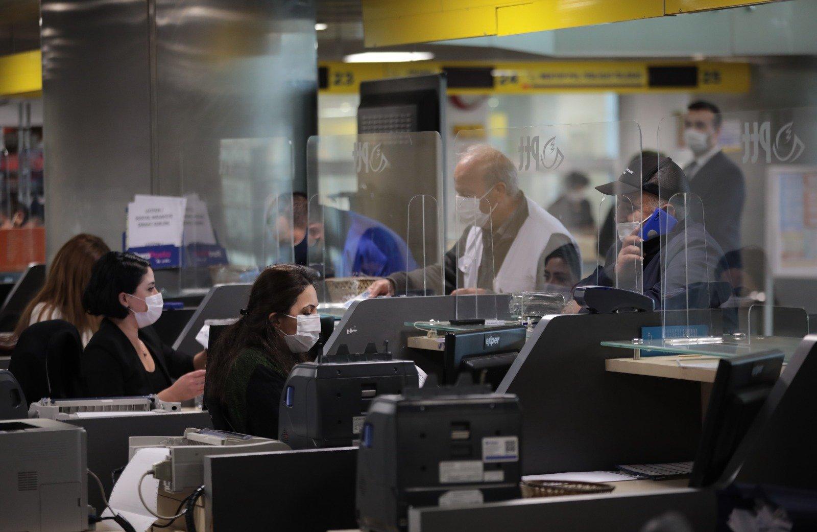 PTTBank'ta, pandemi döneminde 519 milyon işlem yapıldı #video