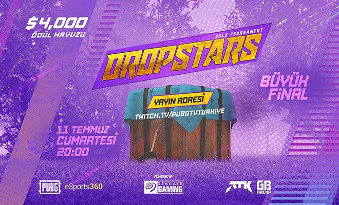 PUBG Dropstars Solo Turnuvası