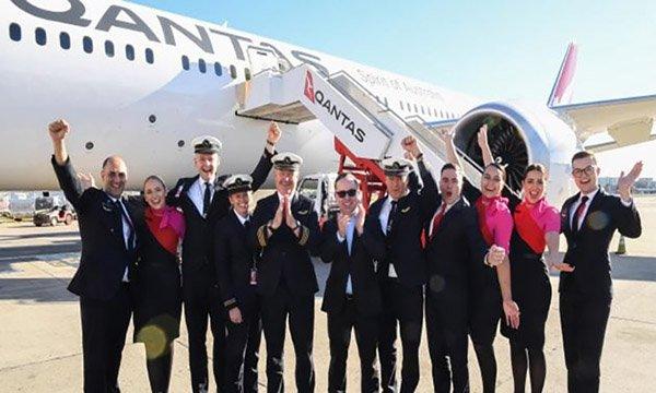 Qantas Airways İstanbul'a özel uçuş gerçekleştirecektir