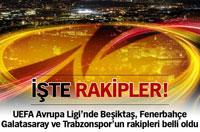 UEFA Avrupa Ligi Play-Off Turu Eşleşmeleri Belli Oldu!