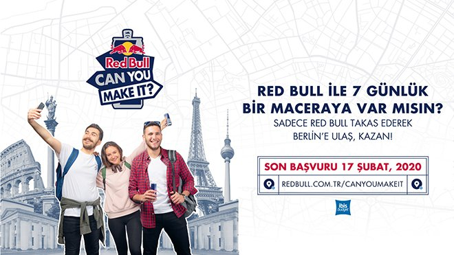 Red Bull Can You Make It heyecanı yeniden başlıyor