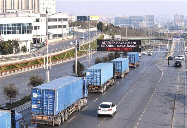 Rekor: Atatürk Havalimanı, Sadece 32 Saatte Taşındı