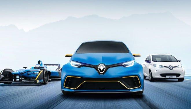 Renault'dan Cenevre'de iki ilk gösterim