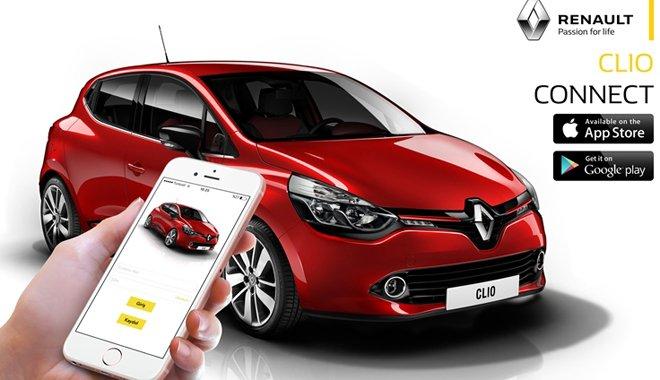 Renault'dan yeni bir özel seri: Clio Connect