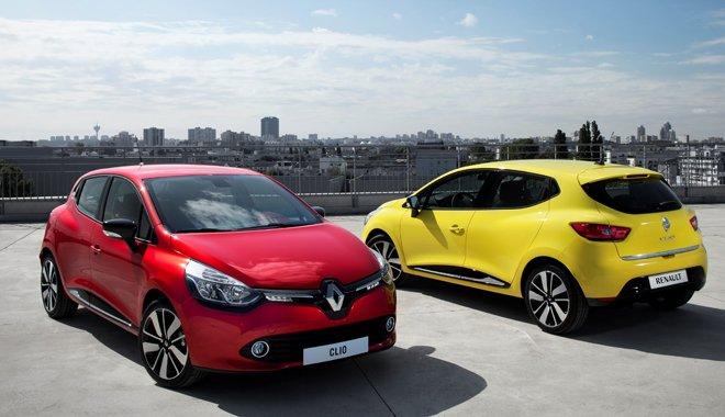 Renault Grubu'nun cirosu üçüncü çeyrekte yüzde 9,4 arttı