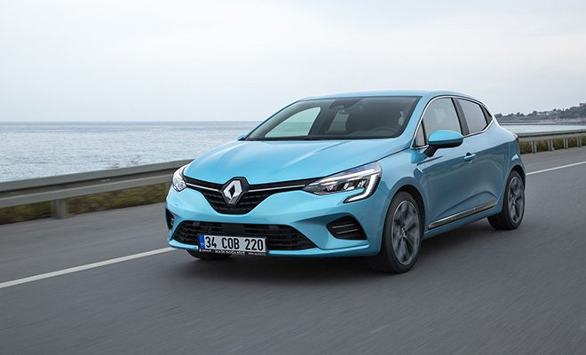 Renault'dan Şimdi Al Eylül'de 750TL Taksitle Öde