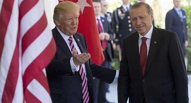 Resmen duyuruldu! Trump ile Erdoğan...