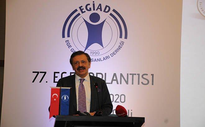 Rifat Hisarcıklıoğlu konuşmacı olarak katıldı.