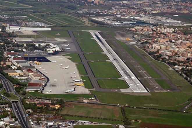 Roma'daki Ciampino Havaalanı'na uçuşlar iptal edildi!