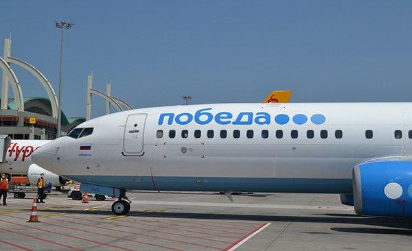 Rusya'nın Pobeda Havayolları da yuvaya döndü!