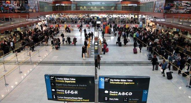 Sabiha Gökçen Havalimanı'nda Rekor Büyüme!