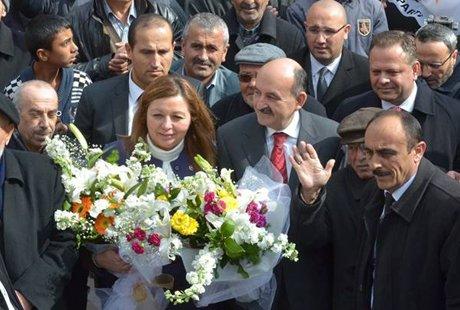 Sağlık Bakanı Mehmet Müezzinoğlu Eskişehir'de