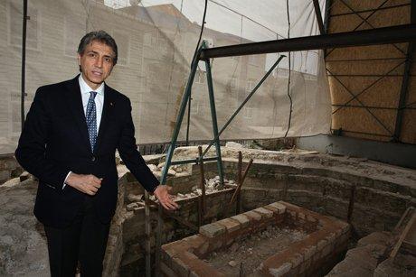 Şah Sultan'ın Kabri 400 Yıl Sonra Bulundu