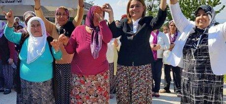 Şalvarlı kadın aday: 'Şalvarla Meclis'e gireceğim'
