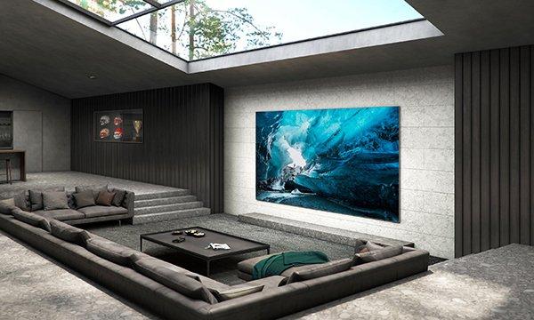 Samsung, 2021'i Neo QLED, MICRO LEC TV ürün serileriyle açıyor!