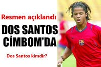 'Givani Dos Santos Ramirez' Resmen Galasaraylı!
