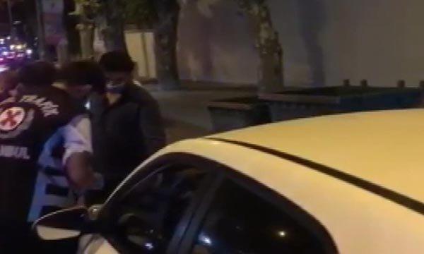Sarıyer'de düğün konvoyundaki 3 sürücüye ceza kesildi