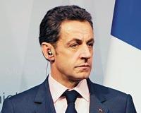 Enis, Sarkozy'yi ağlattı