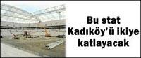 Aslan TT Arena'da İlk Maçını Ocak 2011'de Yapacak!