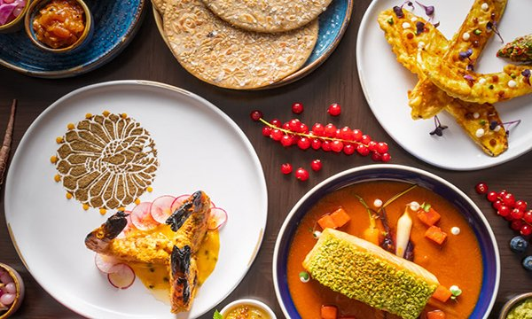 Seasonal Restaurant 'Ellora by Vikas Khanna'