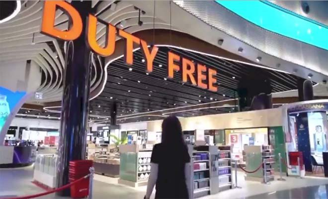 #Seçkin markalar İstanbulHavalimanı'nda!video