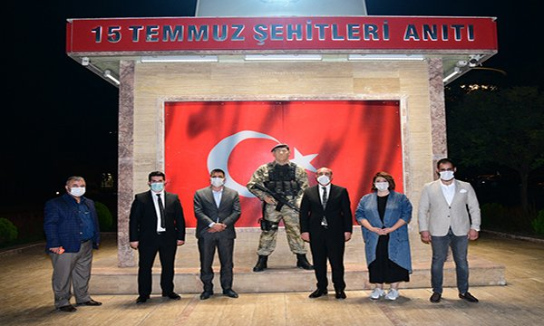 Şehit Ömer Halisdemir'in kardeşi Mamak Belediyesi'nde