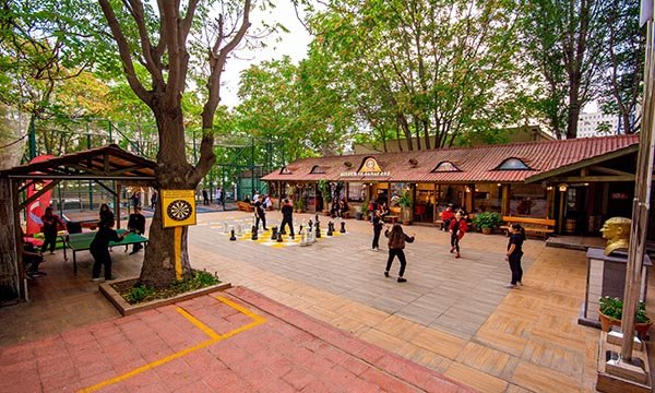 Şehrin en özel okulu