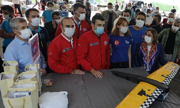 Selçuk Bayraktar TEKNOFEST'e başvuru rekoru kırıldı