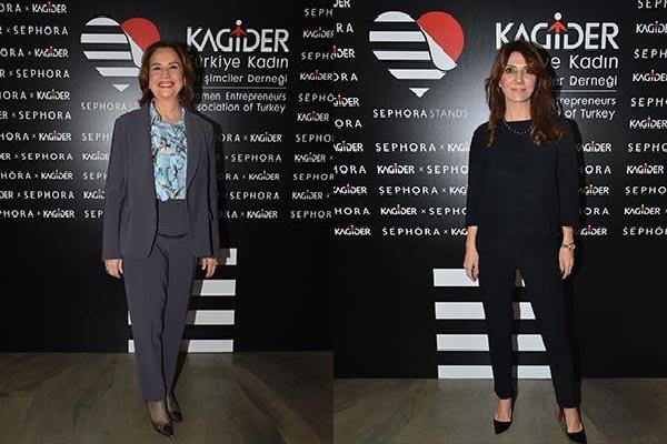 Sephora ve kagider kadın girişimciler için bir arada!