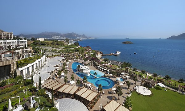 Sianji Well-Being Resort Kaplıca Bodrum