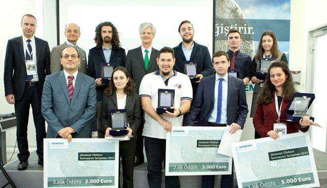 Siemens İnovasyon Yarışması'nın Kazananları Açıklandı