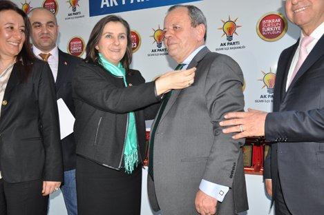 Silivri CHP'den AK Parti'ye katım