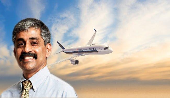 Singapur Airlines Başkanı Menon, Açıklamalarda Bulundu