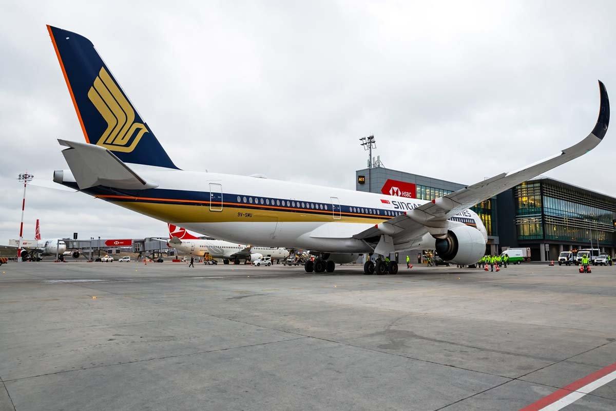 Singapur Hava Yolları 2,0 milyar S$ tasarruf etti