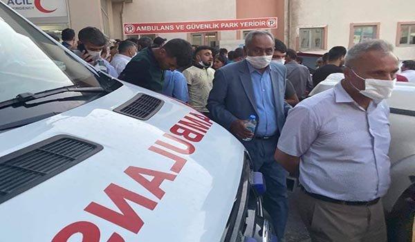 Şırnak'ta aileler karıştı: 2 ölü, 12 yaralı, 22 gözaltı
