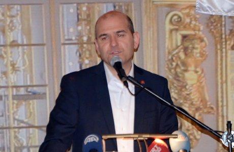 Soylu,Erdoğan tarihi değiştiren adam