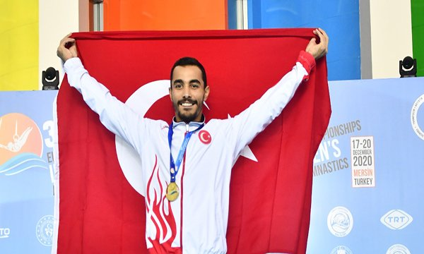 Sporda ve İyilikte Şampiyon: Ferhat Arıcan