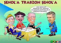 Trabzonspor Rize`ye gitti