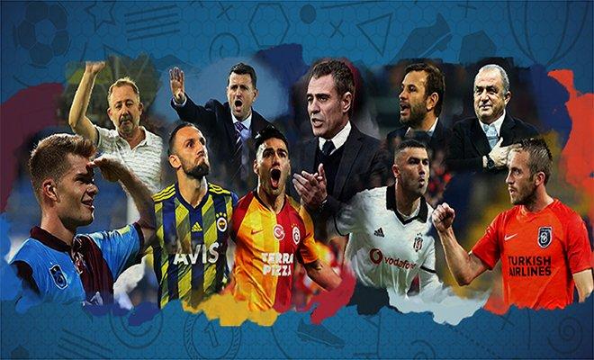 Süper Lig'in En Çok Konuşulanları Belli Oldu!